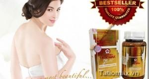 vien-uong-lam-da-trang-Tatiomax-Gold-glutathione-collagen-Nhat-Ban-chinh-hang