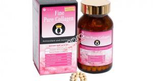viên fine pure collagen q chính hãng