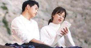 cách để có làn da đẹp của song hye kyo
